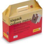 Cuboro Sixpack metro
